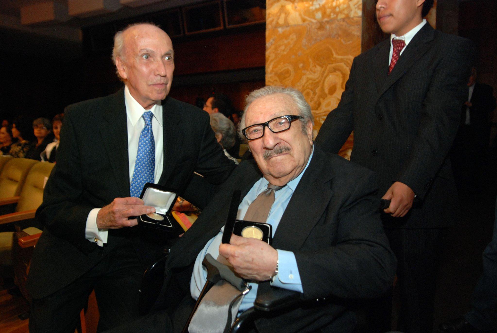 Fallece el primer actor Luis Gimeno