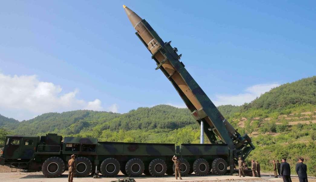 Norcorea, misil, lanzamiento, Estados Unidos, armas, crisis,