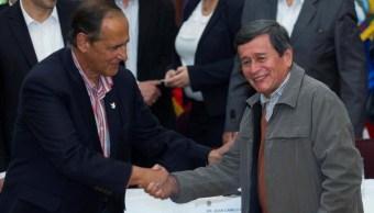 Paz, Colombia, ELN, Guerrilla, Ecuador, Santos,