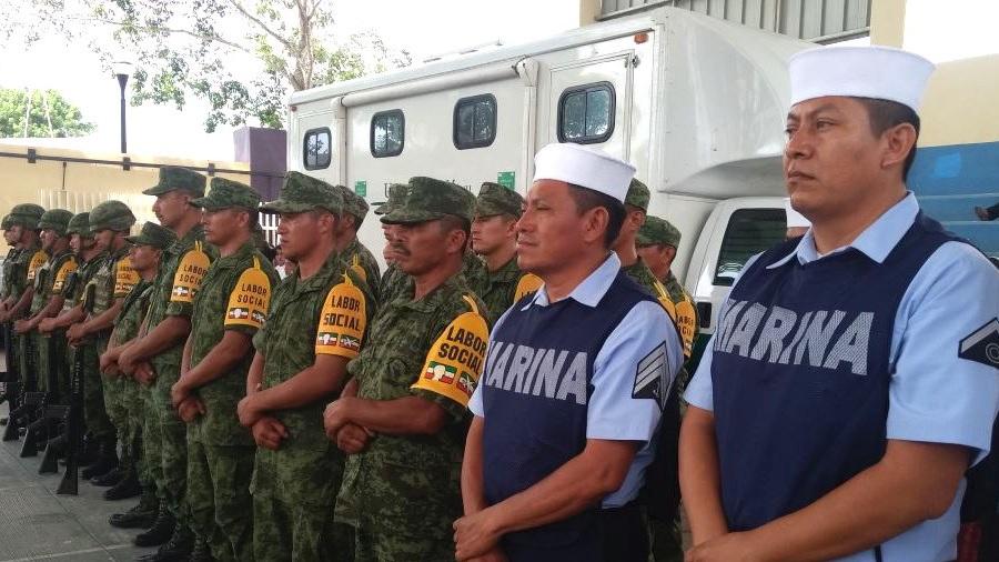 Activan Marina riesgo huracanes Sonora Sinaloa