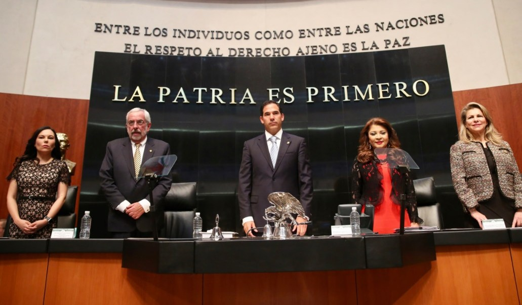 Rector Unam Narcomenudeo Enrique Graue Senado