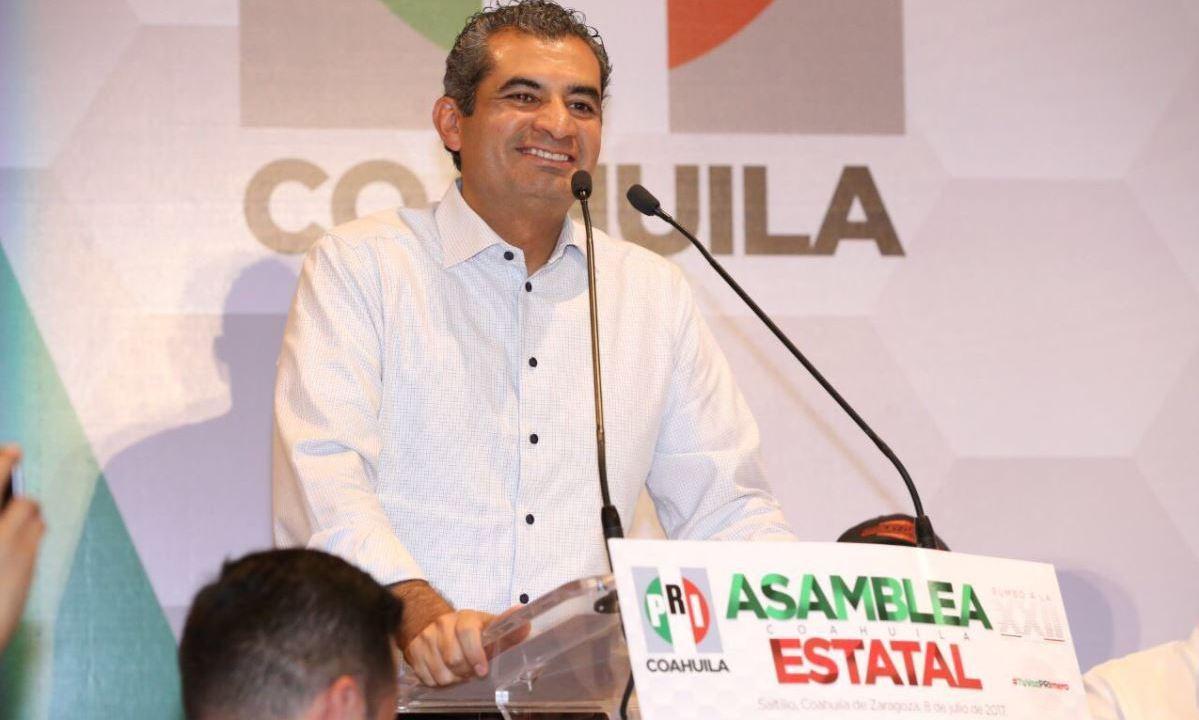 Presidente, Pri, Divisiones, Elecciones, Campeche, Enrique Ochoa Reza