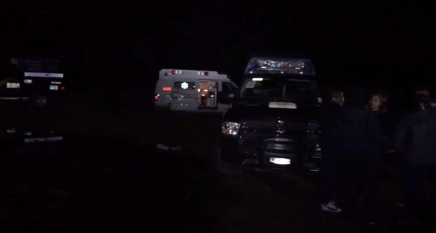 Equipos de emergencia buscan a personas extraviadas en Cuajimalpa