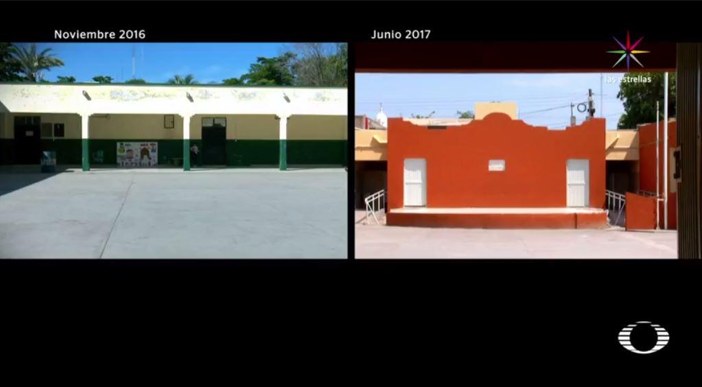 Rehabilitan escuela, escuela, Los Mochis, Sinaloa, educación, SEP