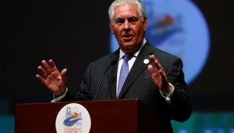 Estados Unidos Niega Tillerson Dimitir Secretario Estado