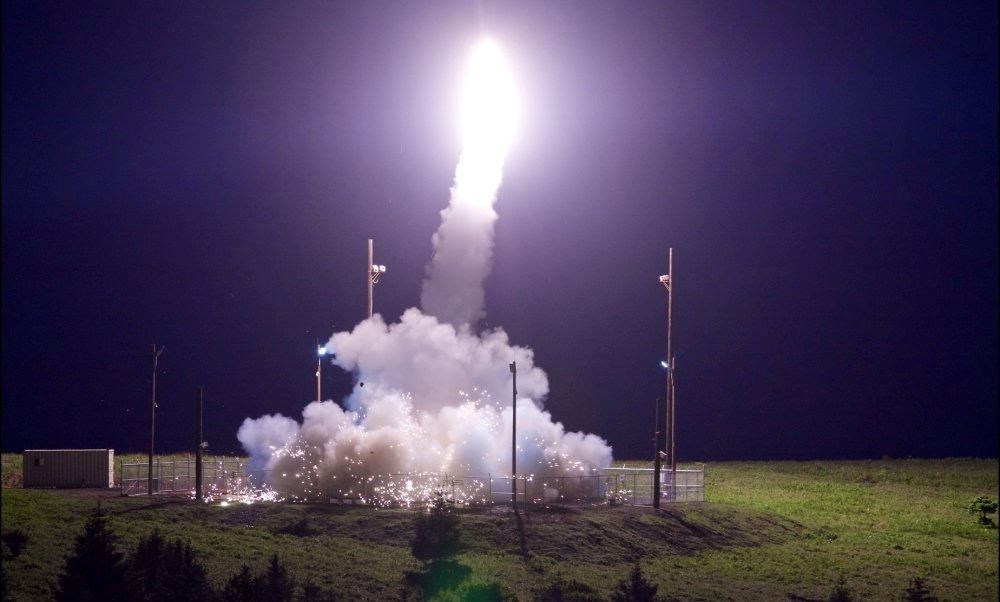 Pentágono, misiles, Alaska, seguridad, Estados Unidos, armas,