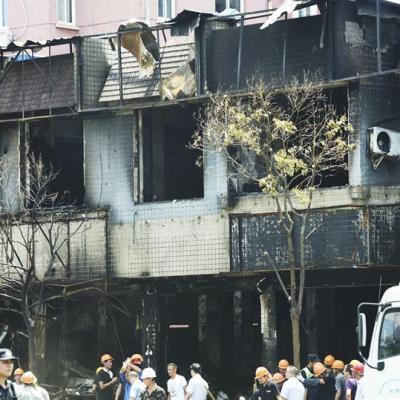 Explosión en supermercado de China deja dos muertos y 55 heridos