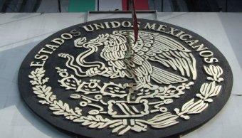 Fachada del edificio de la PGR en México