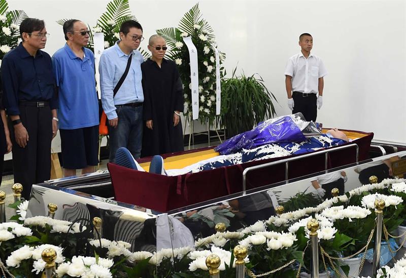 Liu Xiaobo, Premio Nobel, Paz, China, disidente, derechos humanos, Liu Xiaoguang