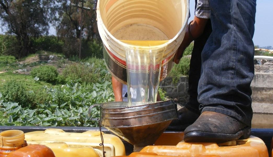 transportistas, gasolina, combustible, barato, huachicoleros, pemex