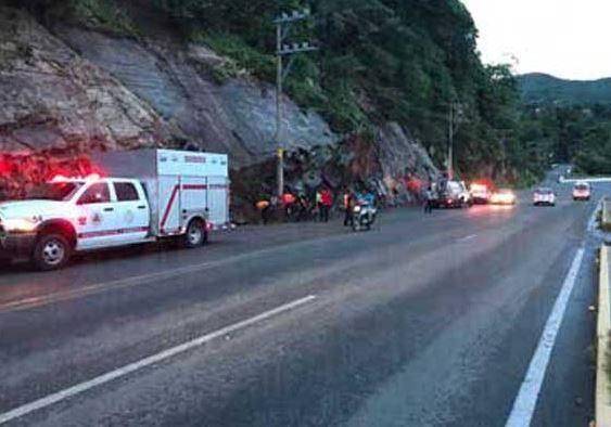 Guerrero, Afectaciones Por Lluvias, Derrumbes, Carreteras, Chilpancingo, Noticias
