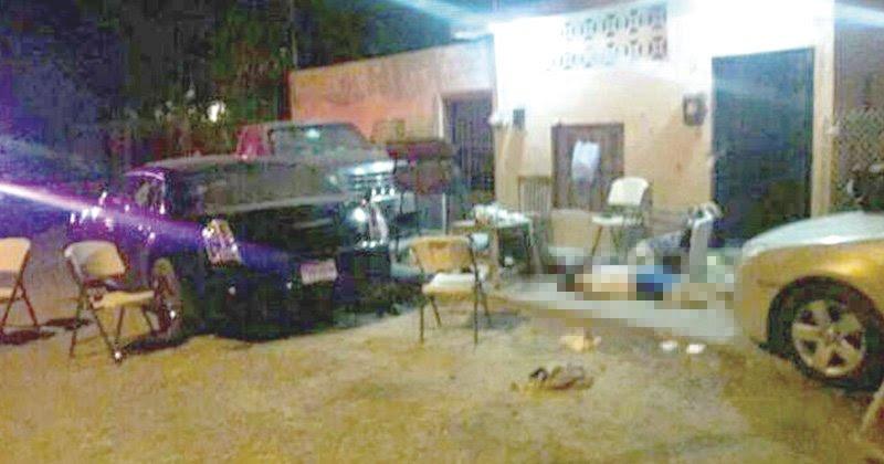Homicidio, Familia, Reynosa, Tamaulipas, Seuridad, Violencia, Homicidios