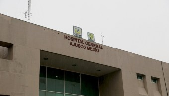 Hospital, Ajusco Medio, bebé muerta, basura, Ajusco, Tlalpan, CDMX