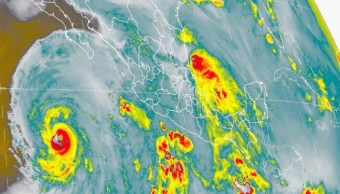 Se prevén precipitaciones de diversa intensidad en toda la República Méxicana (Twitter: @conagua_clima)