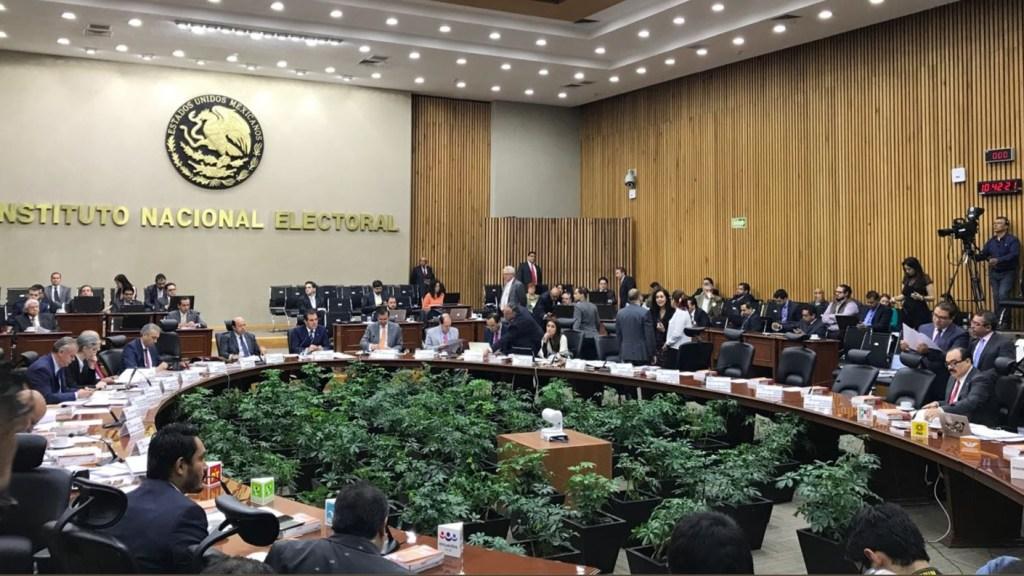 Se aprueban modificaciones a los distritos electorales en la CDMX. (INE)