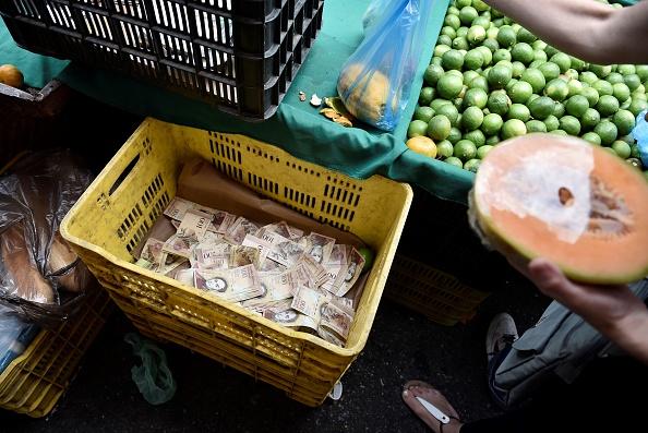 Inflación venezolana alcanzó el 176% entre enero y junio