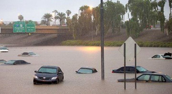 Identifican, Hispanos, Victimas, Inundacion, Arizona, Balneario, Familia