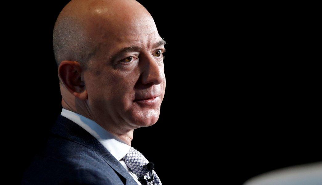 Jeff Bezos Deja Hombre Más Rico