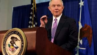 Trump, Casa Blanca, Rusiagate, Jeff Sessions, fiscal, FBI,