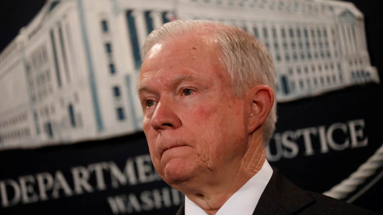 Trump, fiscal, Jeff Sessions, Rusia, investigación, FBI,