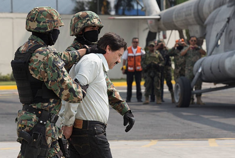 Abogado Joaquin Chapo Guzman Narcotraficante Narcotrafico