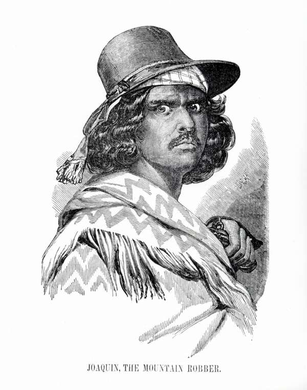 Joaquín Murrieta, México, california, oro, pobres, ricos