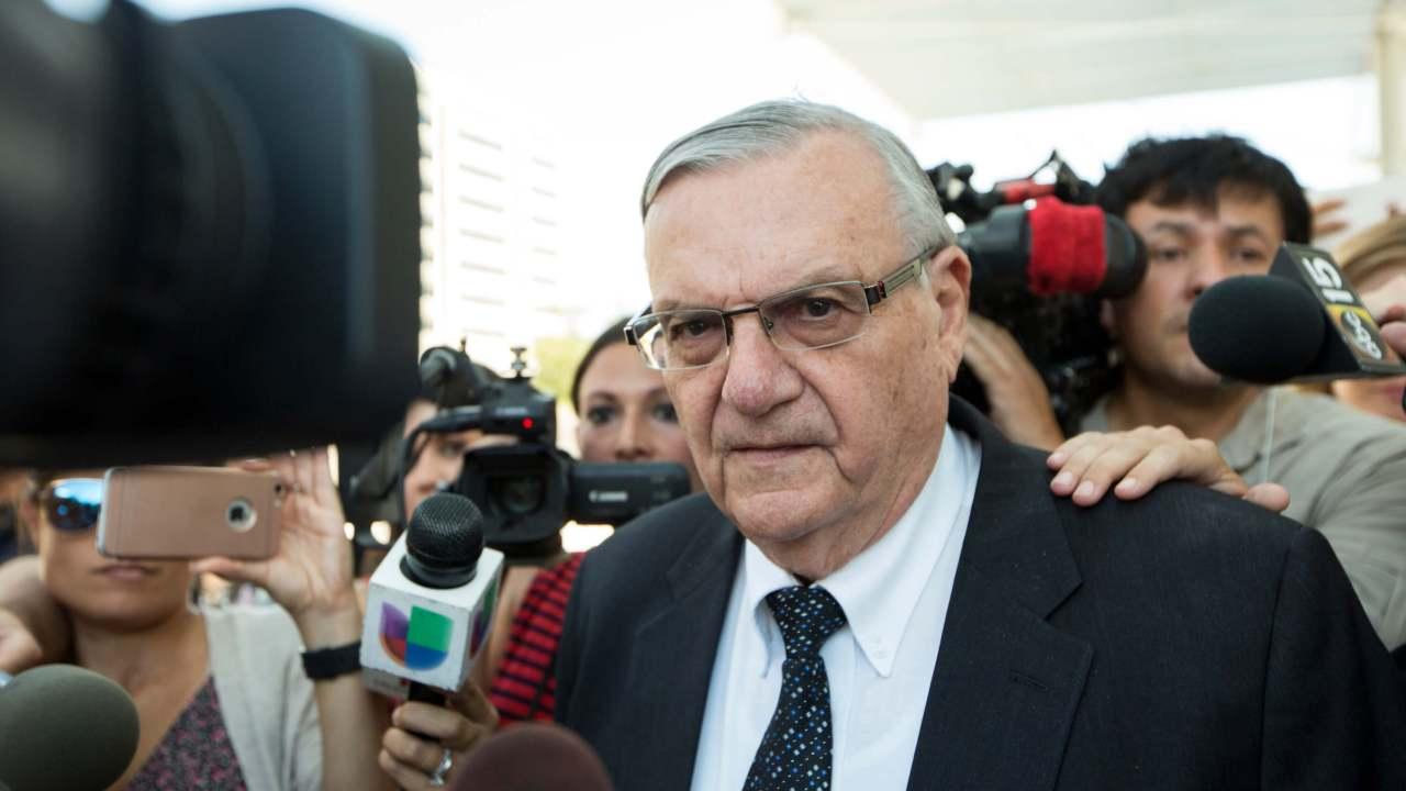 Declaran culpable desacato exsheriff Joe Arpaio