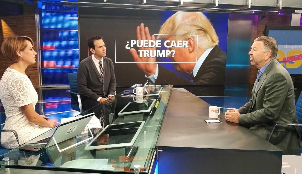 Jorge Castañeda habla de Donald Trump en Despierta