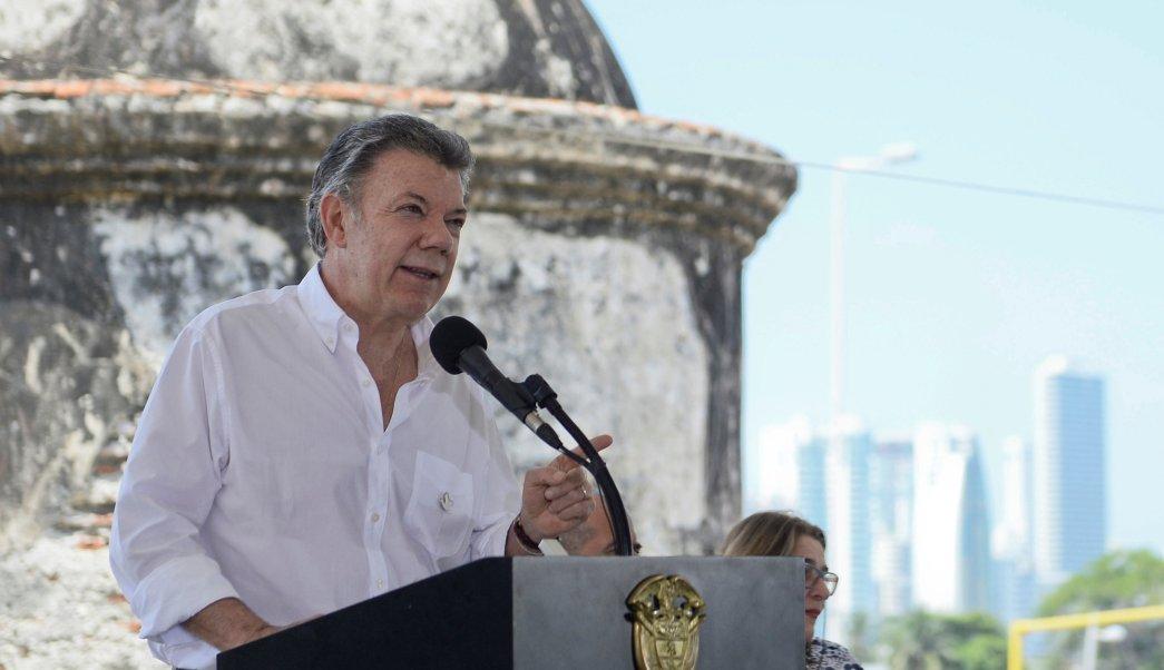 Santos Colombia no reconocerá Constituyente Venezuela