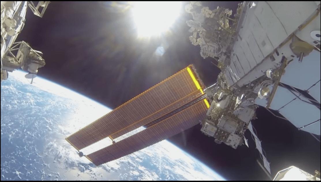 La Estación Espacial Internacional podrá ser visitada por internatuas