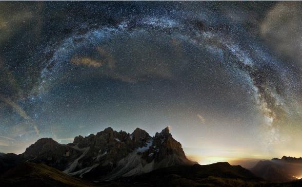 Detectan estrellas que se quieren volar de la Vía Láctea