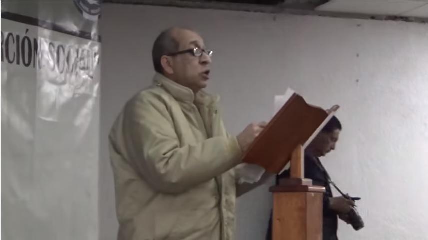 Servando Gomez la tuta habla sobre el ajedrez en el altiplano