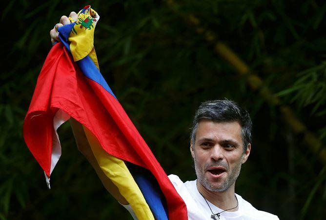 Leopoldo Lopez, EU, Excarcelacion, Lopez, Presos Politicos, lider, opositor, Venezuel