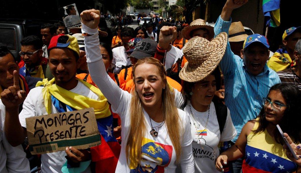 Prision, Lilian Tintori, Venezuela, Prision, Domiciliaria