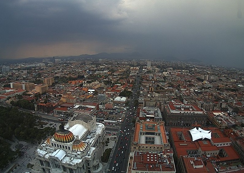 lluvia afectaciones, inundaciones, encharcamientos, nublado, tormenta