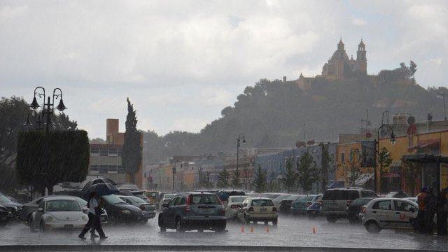 Altas temperaturas y lluvias predominarán en gran parte de México