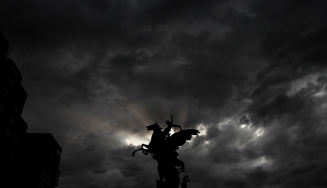 Septiembre será de lluvias intensas para la CDMX. (Notimex Archivo)