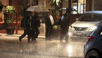 Smn Tormentas Nocturnas Clima Mexico Granizo