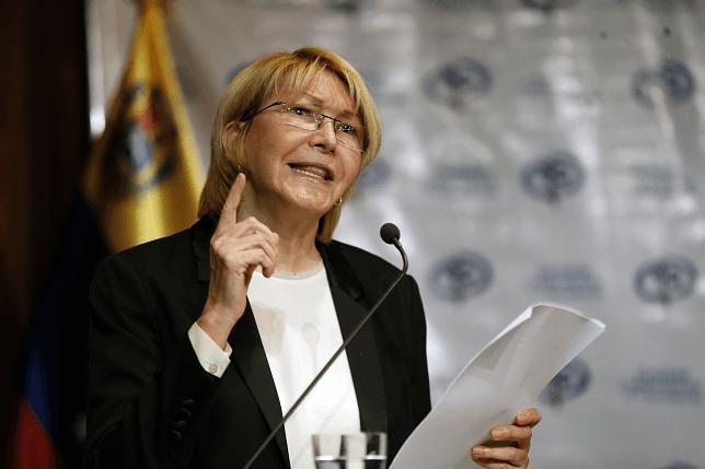 Luisa Ortega Diaz, fiscal general de Venezuela