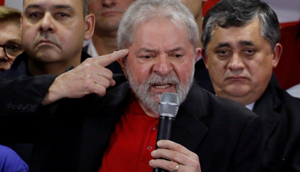 Pensión, juez, Lula, Brasil, expresidente, corrupción,