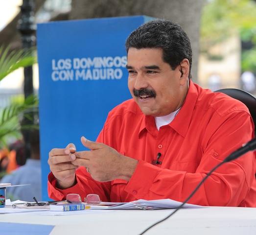 Constituyente fortalecerá el orden, la justicia y la paz — Presidente Maduro
