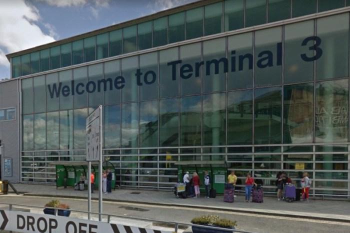 Desalojan por precaución parte del aeropuerto de Manchester