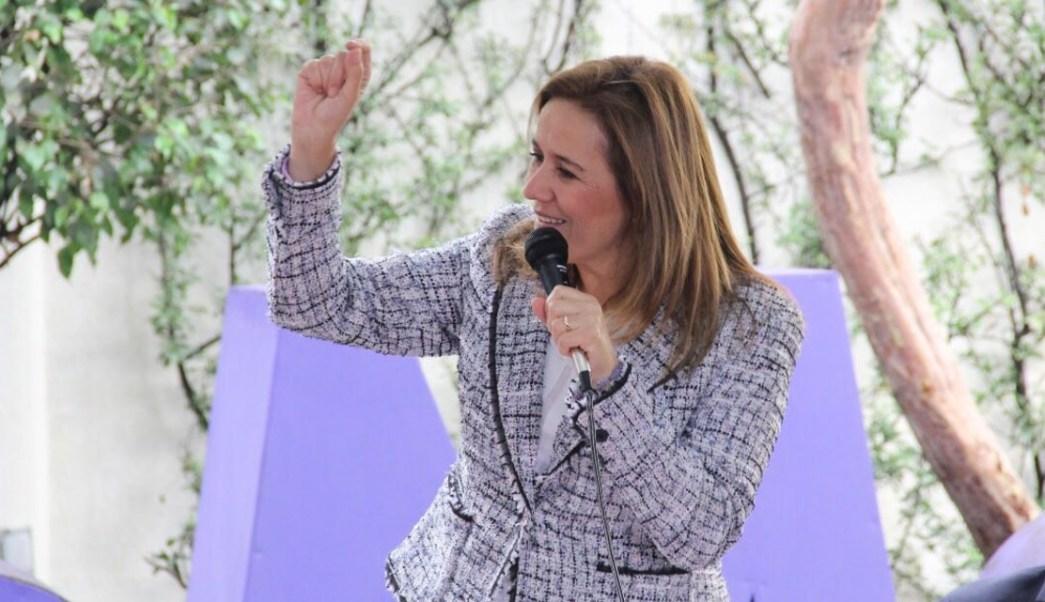 Margarita Zavala pide definir alianzas. (Twitter Margarita Zavala)