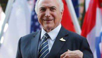 Temer, Brasil, justicia, corrupción, juicio, sobornos,