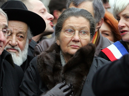 La ex presidenta del Parlamento Europeo, Simone Veil (Reuters)