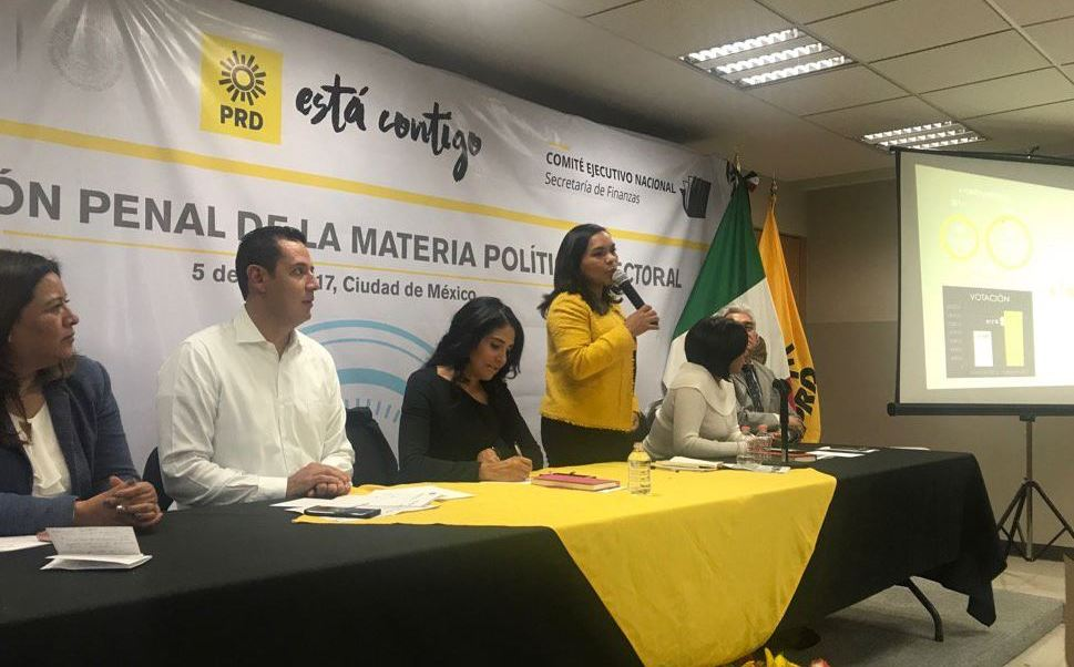 PRD, Morena, Rey Morales, Beatriz Mojica, Noticias, Noticieros