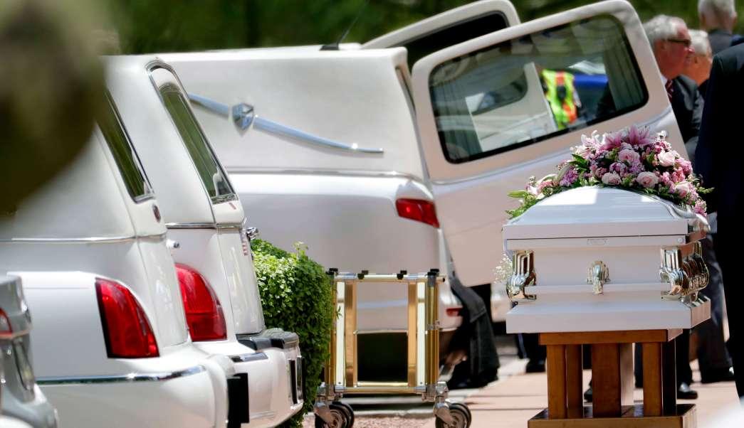 Miles Familia Inmigrantes Mexicanos Muertos Arizona