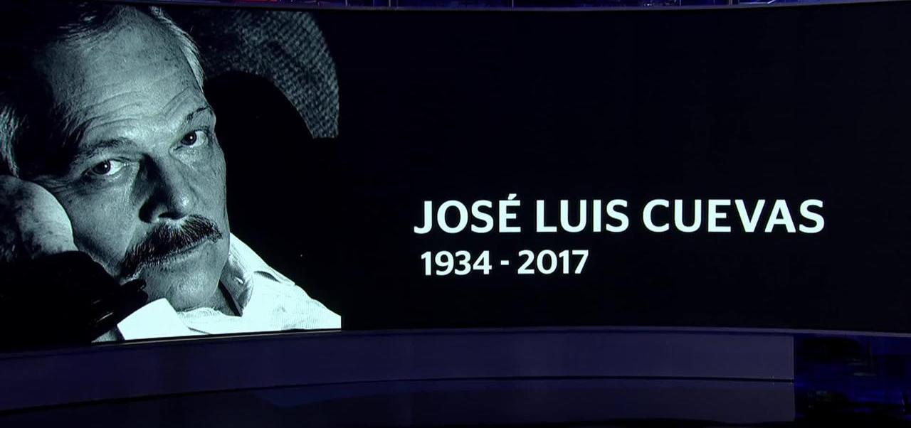noticias, forotv, Muere, José Luis Cuevas, pintor, escultor