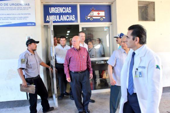 Sinaloa Jose narro Salud Hospital Infeccion Bacteria