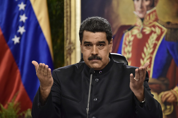 Nicolás Maduro dio el anuncio durante un acto televisado con partidarios (Getty Images)